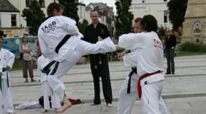 Barnstaple martial arts class